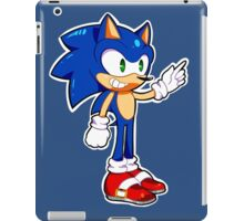 Mini Sonic The Hedgehog iPad Case/Skin