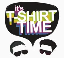 t-shirt time by thejerseyshore