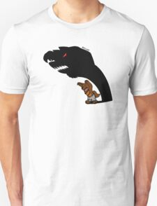 Halloween Monster Delight - Werewolf Unisex T-Shirt