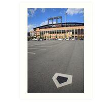 Citi Field - New York Mets Art Print