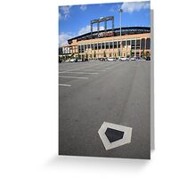 Citi Field - New York Mets Greeting Card