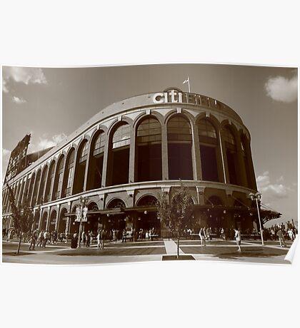 Citi Field - New York Mets Poster