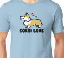 Corgi Love Unisex T-Shirt
