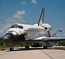 Mission Completed - OV-104, STS-135 by Per Hansen