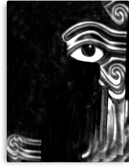 Dare Eye Reveal Myself? by heatherfriedman