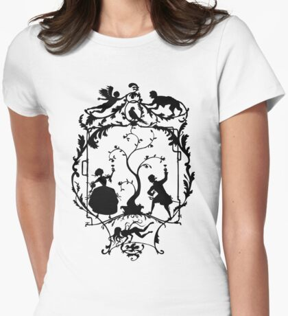 Waters of Versailles Womens Fitted T-Shirt