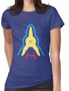 Alpha Sapphire - Primal Kyogre Womens Fitted T-Shirt