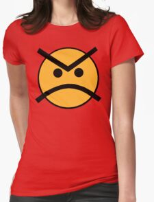 Always Angry 2 Womens Fitted T-Shirt