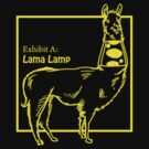 Lama Lamp by Michael Lee
