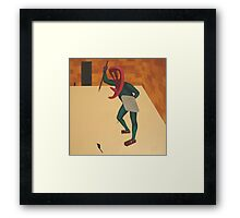 Autoanimated Gladiator Framed Print