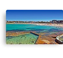Beautiful Bondi Canvas Print