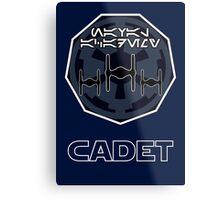 Imperial Naval Academy - Star Wars Veteran Series Metal Print
