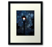 My Nightlight © Framed Print