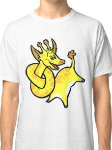 Pretzel Neck Classic T-Shirt