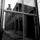 Hydro Reflections in B&W by PPPhotoArt