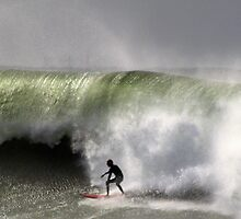 let's go surfing now ,,, by Trish Threlfall