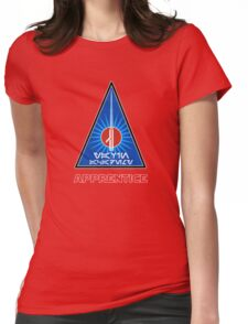 Yavin Jedi Academy - Star Wars Veteran Series Womens Fitted T-Shirt