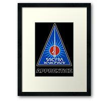 Yavin Jedi Academy - Star Wars Veteran Series Framed Print