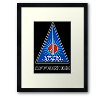 Yavin Jedi Academy - Star Wars Veteran Series Framed Print