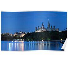 Parliament Of Canada NO.2 Poster