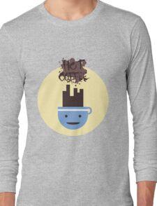 Hot Coffee Long Sleeve T-Shirt