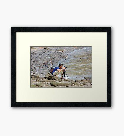 Master Photographer Framed Print