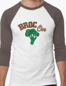 Broc On Men's Baseball ¾ T-Shirt
