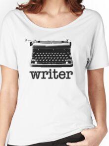 Writer Women's Relaxed Fit T-Shirt