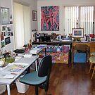 My studio 2 by Karin Zeller