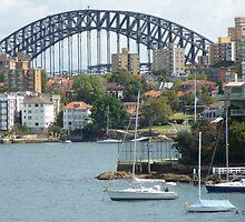 Sydney my Sydney! by Angela Gannicott