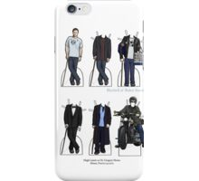 House Paper Dolls iPhone Case/Skin