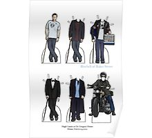 House Paper Dolls Poster
