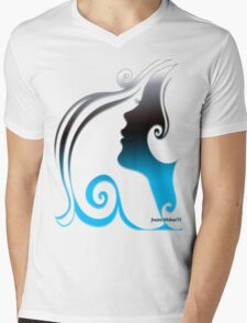 Cool Breeze Mens V-Neck T-Shirt
