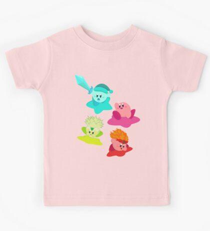 Kirby (Request) Kids Tee