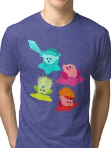 Kirby (Request) Tri-blend T-Shirt