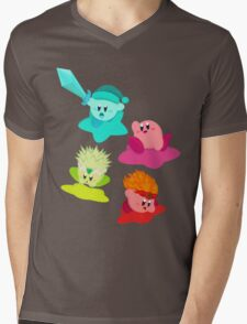 Kirby (Request) Mens V-Neck T-Shirt