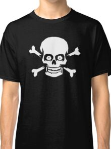 Jolly Roger Pirate Skull and Crossbones Classic T-Shirt