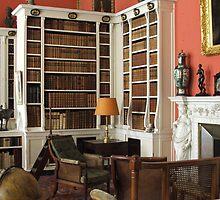 The Library by JaxHunter