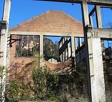 Glen Davis Ruins by DashTravels