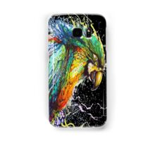 Painted Parrot Samsung Galaxy Case/Skin