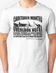 Caretaker Wanted T-Shirt