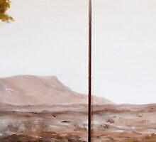 From Anzac Hill II (Diptych) by alstrangeways