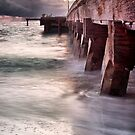 Woodman Point Jetty by Kymie