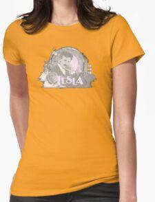 Man, Myth, Legend Womens Fitted T-Shirt