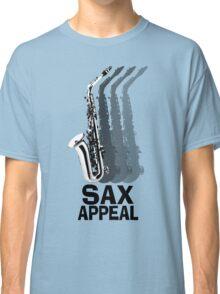 Sax Appeal (B&W) Classic T-Shirt