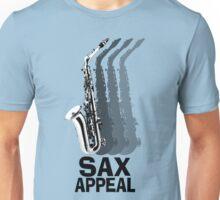 Sax Appeal (B&W) Unisex T-Shirt