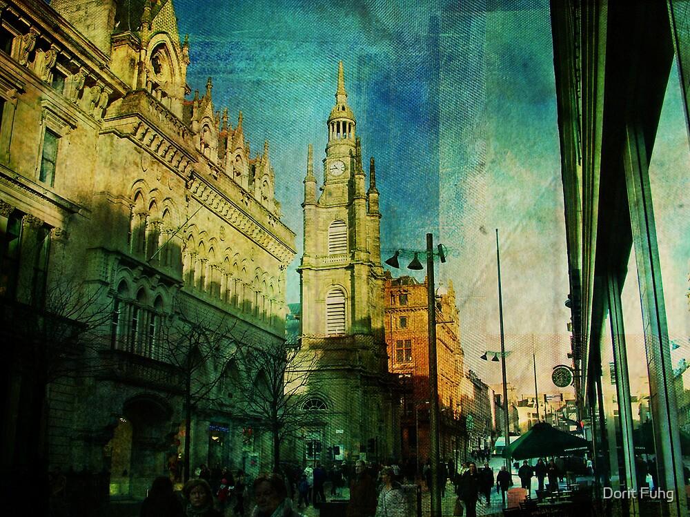 Glaschu by Dorit Fuhg
