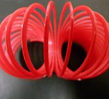 Ruby Slinky by DEB CAMERON