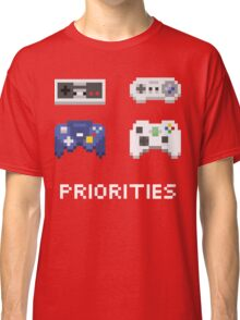 Priorities Classic T-Shirt