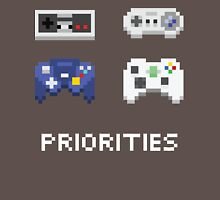 Priorities Unisex T-Shirt